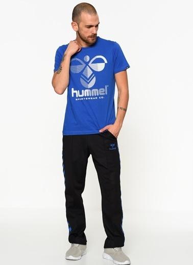 Hummel Baskılı Tişört Mavi